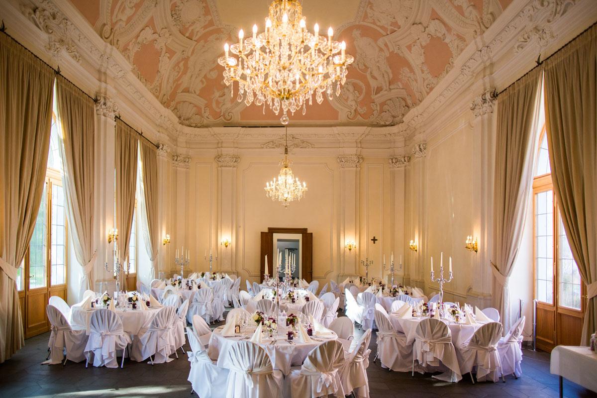 Gartenpavillon Juliusspital Hochzeitslocation Wurzburg