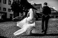 Hochzeit in Fulda Propstei Johannesberg